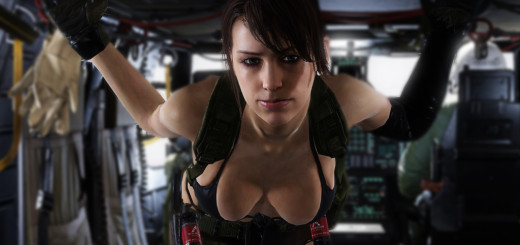 metal gear solid quiet