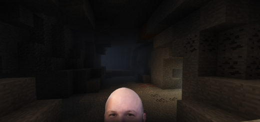 notch in a cave