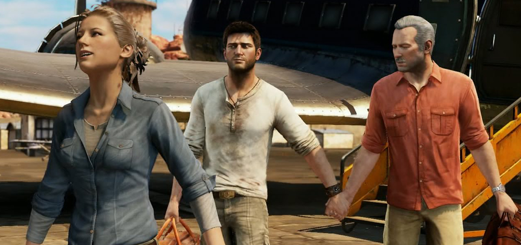 Uncharted 4 S Rejected Script Shows What Could Have Been Point