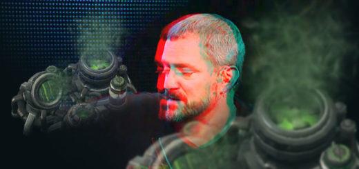 Chris Metzen Vespene Gas