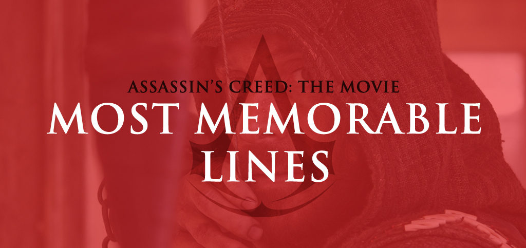 The Six Most Memorable Moments From The Assassin S Creed Movie